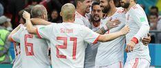 Mondial 2018 : l'Espagne brise le verrou iranien Après sa victoire 0-1 contre l'Iran grâce à un but de Diego Costa, l'Espagne se rassure. La Roja prend la tête du groupe B aux côtés du Portugal. http://www.lepoint.fr/coupe-du-monde/coupe-du-monde-2018-iran-espagne-a-suivre-en-direct-des-20-heures-20-06-2018-2229003_2167.php