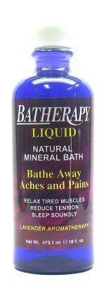 Queen Helene Batherapy Lavender Liquid 16 oz. (Case of 6) by Queen Helene. $42.49