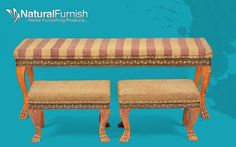 Upholstered furniture brightens up modern interior design and decor with amazing decorative accents. Upholstered furniture look like works of art in your home or use for stylish home decoration.