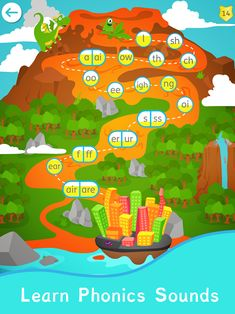 Fonics App | ReadwithFonics - Learn to Read with Fonics