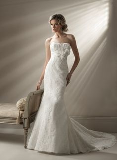 Maggie Sottero Large View of the Barcelona Bridal Gown