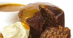 Who doesn't love a nice slice of sticky date pudding? Well, now you don't even have to bother with that slicing nonsense.