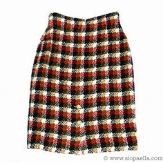 a142debb47c7 Chanel Tweed Skirt Siopaella Designer Exchange Dublin Shop 24 7 on www. siopaella.com We ship worldwide