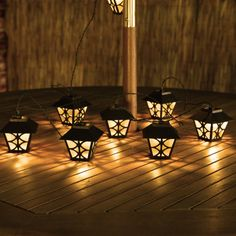#Solar #Lantern Party String Lights | World of Solar & 9 best Solar Lanterns images on Pinterest | Solar lanterns Solar ...