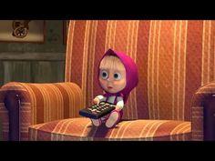 Masha and The Bear 2014 - Bedtime Story Oh, and Skukoten - Masha i Medve...