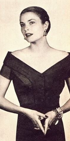 Grace Kelly: American Royalty Bella Donna