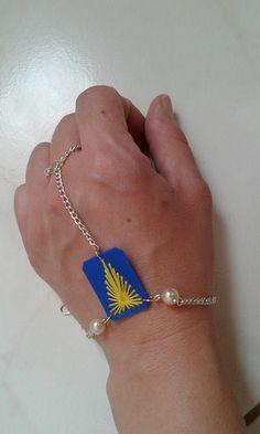 #karlánc Jewelery, Delicate, Pets, Bottle, Bracelets, Handmade, Fashion, Jewelry, Bangles