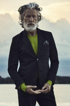 "jefscom: "" beardbrand: "" Uniforms for the Dedicated featuring Aiden Shaw, posted by beyondfabric "" I've said it before, but Aiden Shaw has aged beautifully. Yes, he looks much older than he. Aiden Shaw, Old Man Fashion, Older Mens Fashion, Men's Fashion, Fashion Shirts, Fashion Styles, Fashion Trends, Outfits Hombre, Look Man"