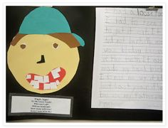 First Grade Best: Loose Tooth Writing