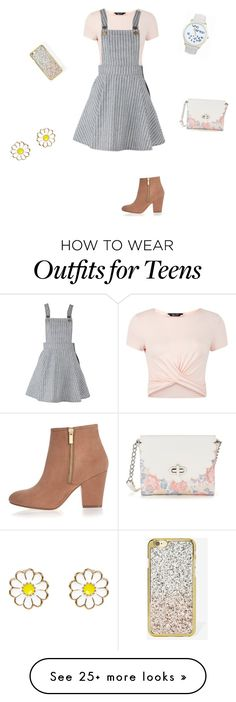 """""""/-.-\"""" by youtubetrash on Polyvore featuring New Look, Skinnydip, River Island, Candie's and Monsoon"""