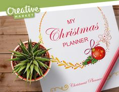 "@Behance projeme göz atın: ""Christmas Planner"" https://www.behance.net/gallery/44973981/Christmas-Planner"