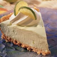 The Very Best Easy Key Lime Pie Recipe. I make this once a week. It's amazing. ONLY 4 INGREDIENTS