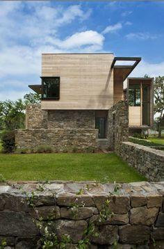 House near Savanna by James Choate