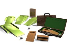 Hole One brazilian products for golf