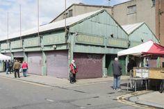 Flohmarkt The Barras in Glasgow, 21.5.2016, Foto: Robert B. Fishman