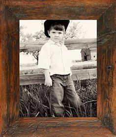 16x20 Picture Frame Wide Western Laramie Style Large Reclaimed Barn Wood Unique Naturally Weathered Rustic Western Wall Decor Travel Photo Frames Country Wedding Family Farmhouse Gallery