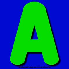 Alphabets by Monica Michielin: BLUE AND GREEN ALPHABET Bob Dylan, Charlie Brown, Dragon Ball, Alphabet, Batman, Blue Green, Logos, Art, Kunst