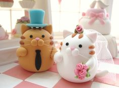 again, cute but probly not for us - kitty toppers