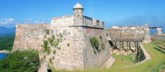Santiago de Cuba: - San Pedro de la Roca del Morro Burg