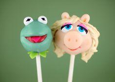 Muppets Cake Pops by Bakerella