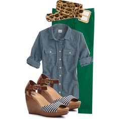 """Wearing 6/25/2013"" by my4boys on Polyvore"