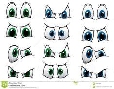 dessiner les yeux BD - Lilo