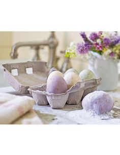Egg-Shaped Soaps | Goat's Milk and Shea Butter Soap | Gardeners.com