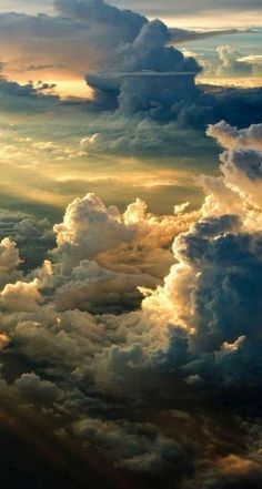 Above the clouds. - Above the clouds. Beautiful Sky, Beautiful World, Beautiful Places, Beautiful Pictures, Cloud Wallpaper, Nature Wallpaper, Wallpapers Of Nature, Sunset Wallpaper, Beautiful Wallpaper