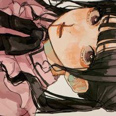 Anime Art Girl, Manga Art, Pretty Art, Cute Art, Aesthetic Art, Aesthetic Anime, Character Art, Character Design, Arte Obscura