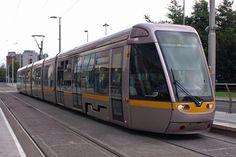 #Dublin tram Dublin, Ireland, Coaching, Irish, Club, Country, Buses, World, Vehicles