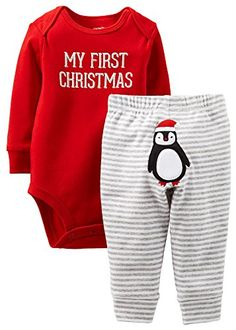 cool Carter's Unisex Baby Christmas 2 Piece Set (Baby) - First Christmas - Red - 3 Months -[gallery] Carter's Christmas 2 Piece Set (Baby) - First Christmas Carter's is the leading emblem of youngsters's clothing, gifts and accessories in Th... -http://weddingdressesusa.com/product/carters-unisex-baby-christmas-2-piece-set-baby-first-christmas-red-3-months/