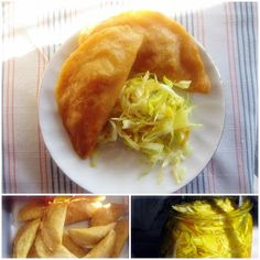 Recetas salvadoreñas y más: Antojitos Salvadoreños: Pastelitos de carne y/o verduras.
