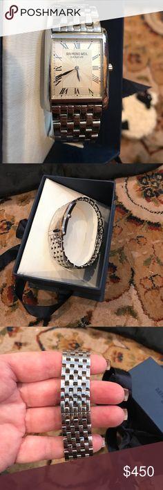 Men's Raymond Weil Don Giovanni watch Beautiful men's silver watch. Raymond Weil Accessories Watches