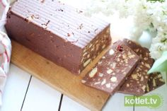 Fudge Recipes, Chocolate Recipes, Cake Recipes, Paleo Dessert, Condensed Milk Cake, Savory Tart, Polish Recipes, Polish Food, Food Cakes