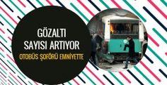 Kayseri'deki saldırıda otobüs şoförüne gözaltı!