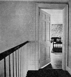 Amityville House interior