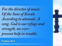 0514 psalms 461 god is our refuge and powerpoint church sermon Slide03http://www.slideteam.net