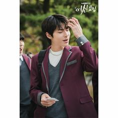 True Beauty (Webtoon The Secret Of Angel) Korean Male Actors, Handsome Korean Actors, Asian Actors, Handsome Boys, Kdrama Actors, Cha Eun Woo, Cute Actors, K Idol, True Beauty