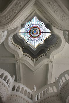 MUSEUM OF APPLIED ARTS in Budapest, Hungary
