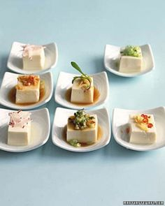 "See the ""Chilled Tofu, Japanese-Style"" in our Asian Appetizers gallery"