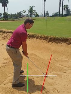 To become a good golf bunker shot player you need to do certain things right every time. Learn 3 critical parts you need to know to become a great bunker shot player every time.