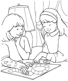 coloring pages showing love