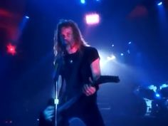 Metallica Black Album, Metallica Albums, Metallica Concert, Metallica Band, Metallica Videos, St Anger, Cool Music Videos, Kirk Hammett, Music Rooms