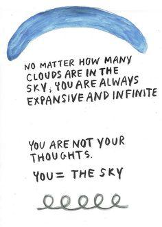 Your Mind Is The Sky (4 of 4) | Yumi Sakugawa