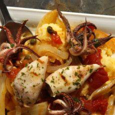 squid  - http://squidrecipes.healthandfitnessjournals.com