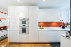 Une cuisine ouverte design et sur mesure, SK Concept La Cuisine dans le Bain Architecte d'intérieur - Côté Maison