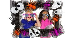 Create this eye-catching deco mesh photo prop frame for your next Halloween party! It's spooky simple to make and everyone will love posing behind it for pictures. Grab your craft tools and a few Dollar Tree supplies, and get started on this picture-perfect Halloween party must-have. Here's What You'll Need: One Black Foam Board OneKeep Reading