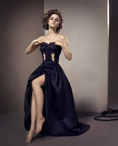 -- Emma Watson | Vincent Peters Photography