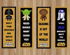 Star Wars Treat Bag Toppers Star Wars Party por RainbowSweetStudio