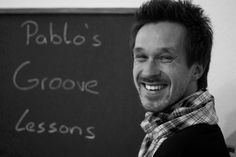 """Here it is! The crowdfunding campaign for Pablo's Groove Lessons.  On the website """"Pablo's Groove Lessons"""" I will teach drum lessons based on musicality and groove. You can watch instructional videos, get private lessons and you can play with playalongs. With your help I can buy all the studio equipment and an easy working website.  https://www.kickstarter.com/projects/329423200/pablos-groove-lessons-online-drum-lessons"""